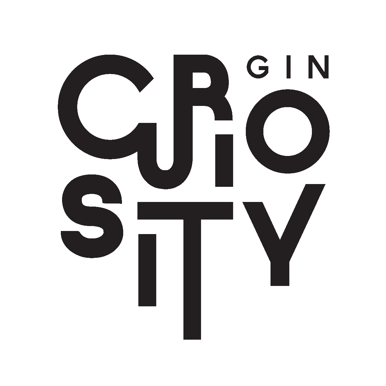 New CuriosityGin-Logo-Lockup - Transparent Background